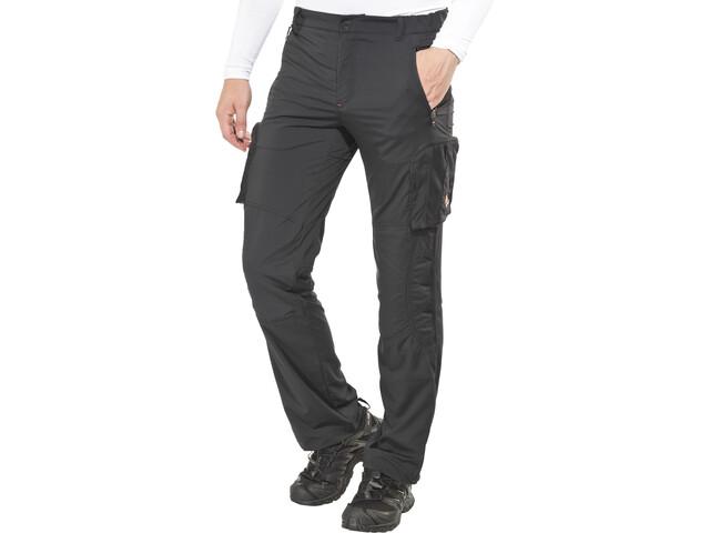 X-Bionic Mountaineering Summer Pantalon Homme, black